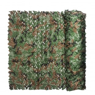 Camouflage Netting, Iunio Camo Net Blinds Great For Sunshade Camping Shooting Hunting etc