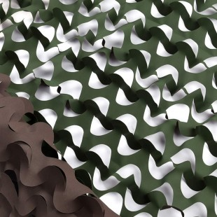 IUNIO Camouflage Netting, Camo Net Blinds Great for Sunshade Camping Shooting Hunting etc